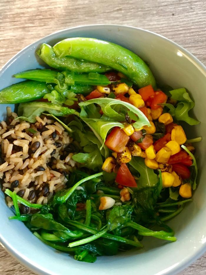 antioxidant grain bowl