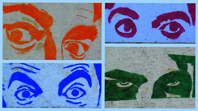 Eyes can speak by spatz_2011