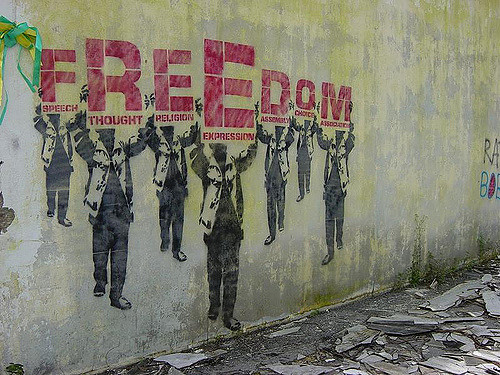 Freedom by The unnamed