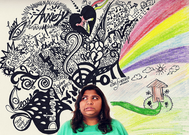 M is for MY MIND by Bhumi Finding Herself