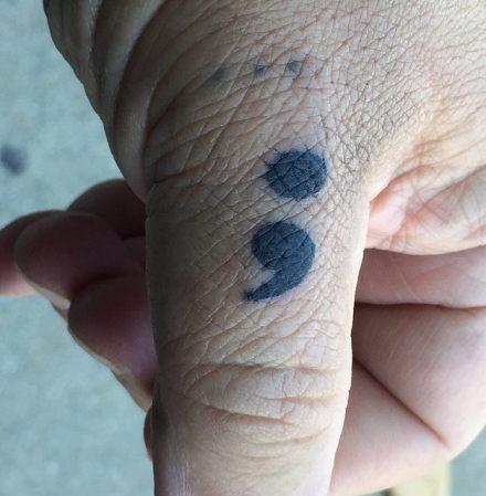 New Ink by Tony Alter