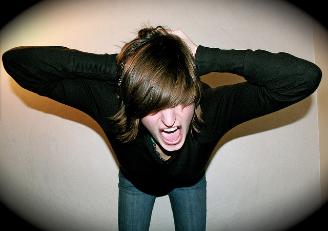 Scream by Melissa O'Donohue