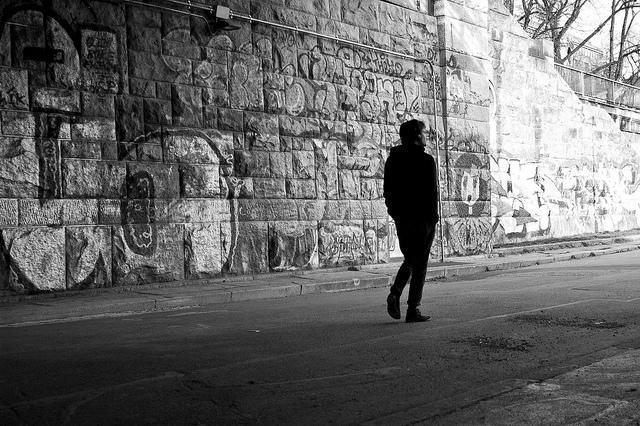 Walk by Letizia Barbi