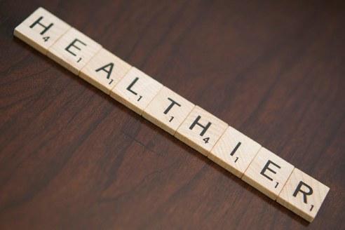 Healthier by Thomas Haynie