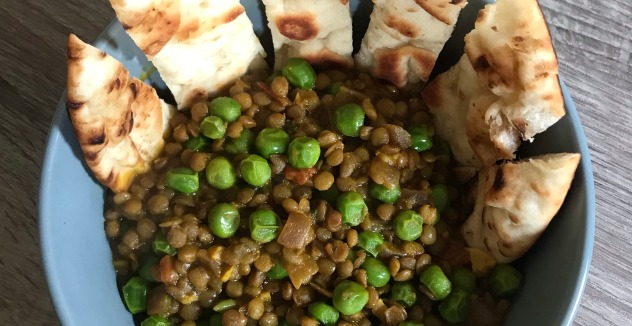 lentil and peas curry 2