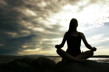 meditation by Bruce Detorres