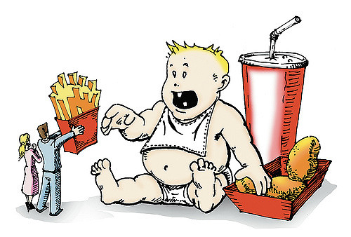 Obesity in children by Joe 13