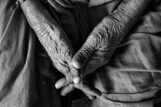The Beauty of Old Age by Vinoth Chandar
