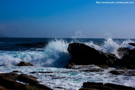 Waves by Rhys Vandersyde