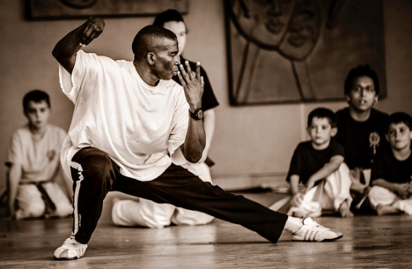 I know Kung Fu by Johnny Silvercloud.jpg