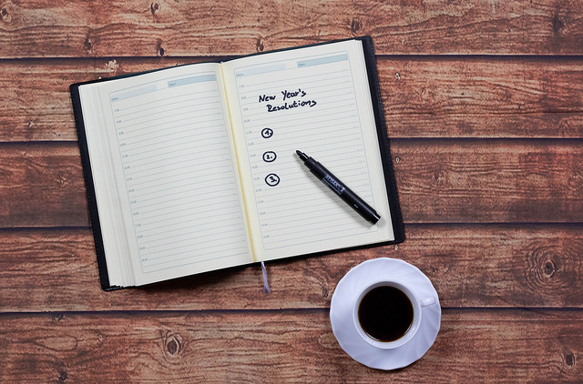 8 Ways To Make Your New Year's Resolution Stick