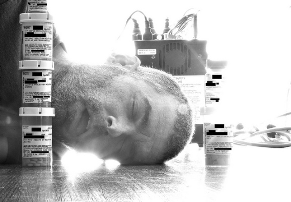 Sleeping through the Apocalpyse by Darron Birgenheier