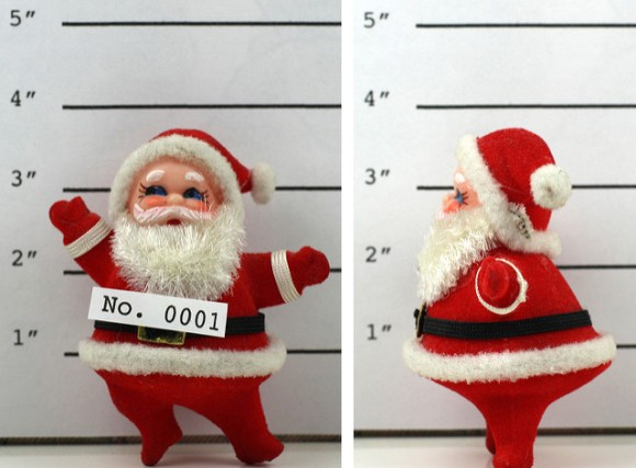 Wanted: Santa Claus by Kevin Dooley