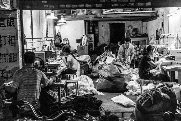 Our Little Family Sweatshop by Danijel-James Wynyard
