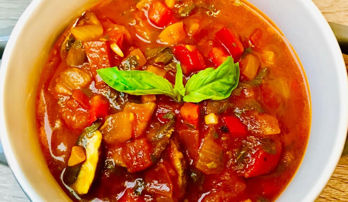Mushroom Marinara Sauce Recipe
